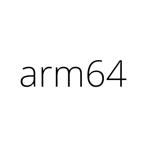 Image of 64-bit ARM (arm64)
