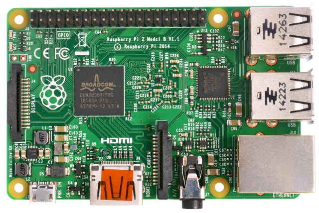 Image of Raspberry Pi 2